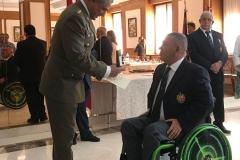 Acto ACIME - Asociación Española de Militares y Guardias Civiles con discapacidad, octubre 2019
