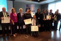 Premiado en el 3er Congreso Nacional de Salud Laboral y Prevención de Riesgos organizado por la SESST
