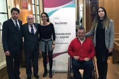 Formación gratuita en el ICAM, Colegio de Abogados de Madrid, febrero 2019