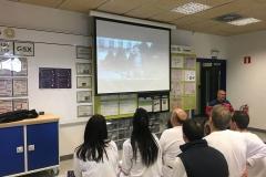 Formación en concienciación vial en Siemens - Gamesa
